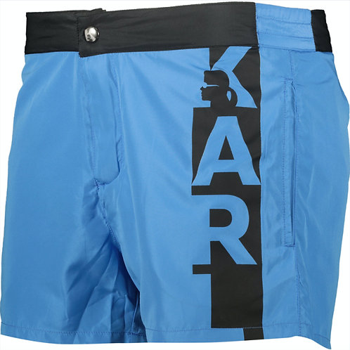 KARL LAGERFELD Swim Shorts KL19MBS02 (RARE & COLLECTABLE)