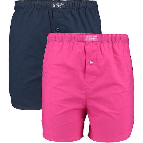 ORIGINAL PENGUIN Two Pack of Boxer Shorts