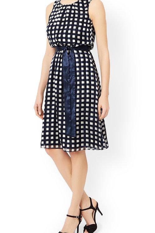 MONSOON Pia Silk Dress (RARE & COLLECTABLE)