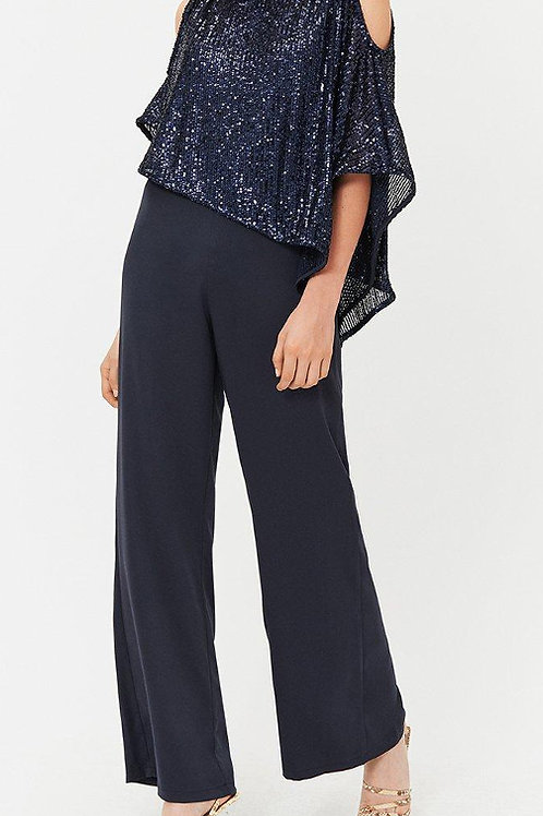 COAST Sequin Overlayer Jumpsuit(RARE & COLLECTABLE)