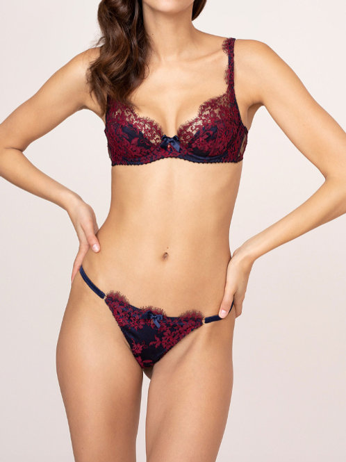AGENT PROVOCATEUR Carline Thong (RARE & COLLECTABLE)