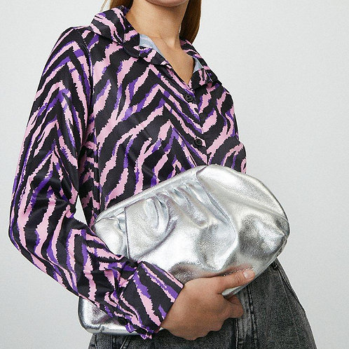 COAST Premium Metallic Slouchy Cross Body Bag(RARE & COLLECTABLE)