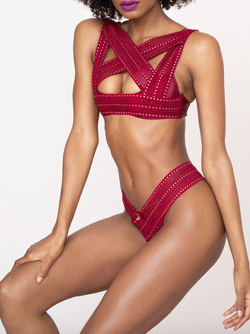 AGENT PROVOCATEUR Tianna Thong (RARE & COLLECTABLE)