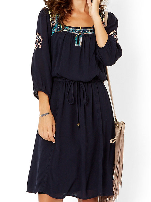 MONSOON Mandoza Midi Dress (RARE & COLLECTABLE)