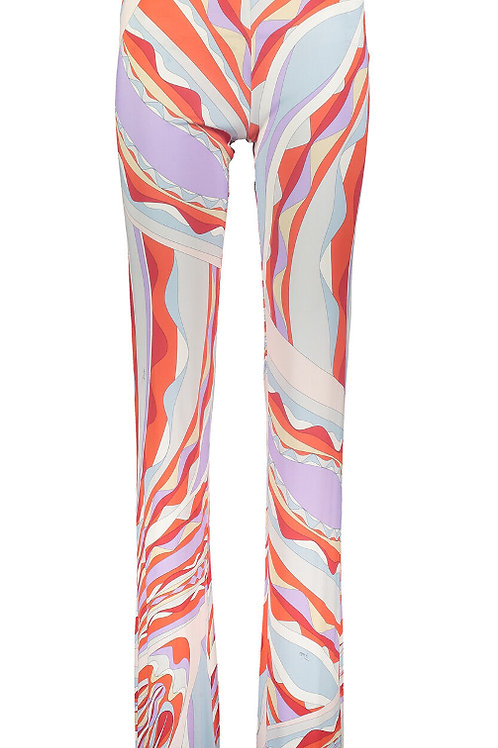 EMILIO PUCCI Abstract Print Trouser (RARE & COLLECTABLE)