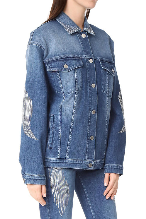 STELLA McCARTNEY Oversized Denim Jacket (RARE & COLLECTABLE)