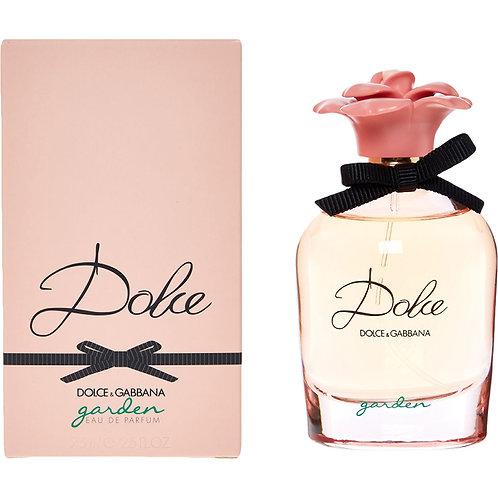 DOLCE & GABBANA Dolce Garden Eau De Parfum (RARE & COLLECTABLE)