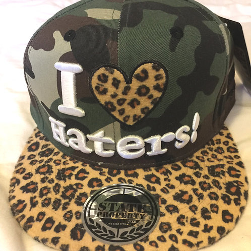 State Property I Love Haters! Baseball Cap (RARE & COLLECTABLE)