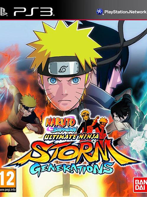 Naruto Shippuden: Ultimate Ninja Storm Generations - Russian Import