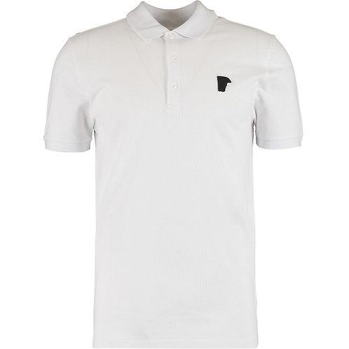 VERSACE COLLECTION Logo Polo Shirt (RARE & COLLECTABLE)