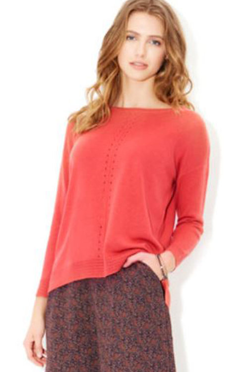 MONSOON Dakota Slouchy Split Hem Sweater