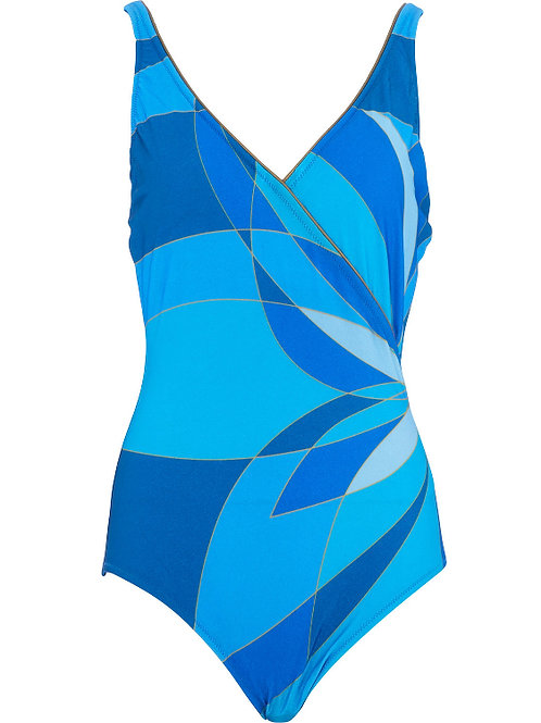 GOTTEX Patterned Swimsuit (RARE & COLLECTABLE)