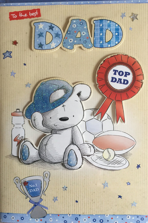 Father's Day Card Code FDAT-PW