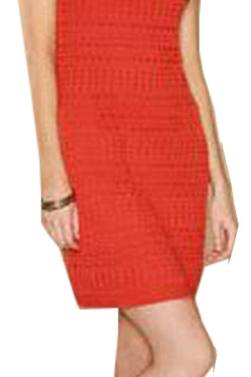 MONSOON Izzy Pointelle Dress with Slip  (RARE & COLLECTABLE)