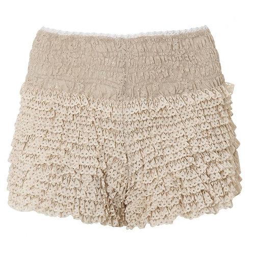 BoPeeps Frilled Lace Shorts