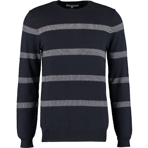 NIGEL HALL Knitted Crew Neck Jumper(RARE & COLLECTABLE)