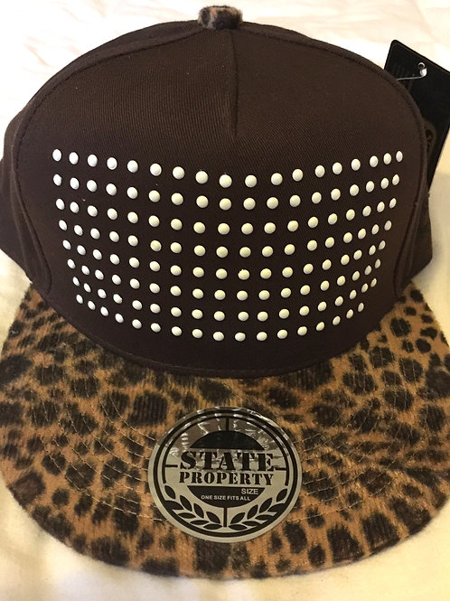 State Property Beaded Baseball Cap (RARE & COLLECTABLE)