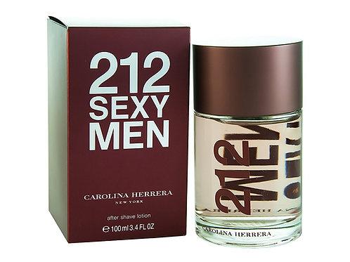 CAROLINA HERRERA 212 Sexy Men After Shave