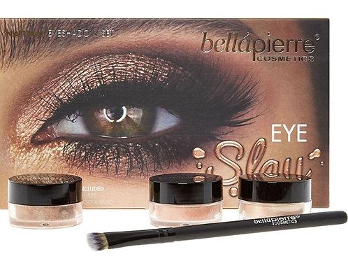 BELLAPIERRE Eye Slay Natural Eyeshadow Kit