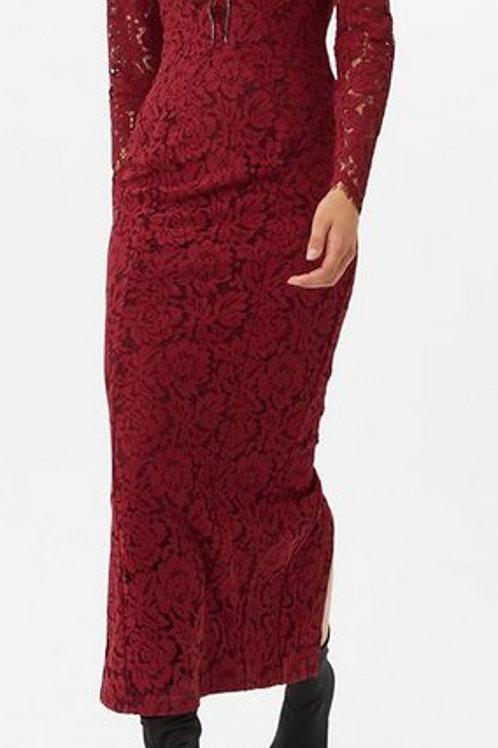 COAST Lace Maxi Dress (RARE & COLLECTABLE)