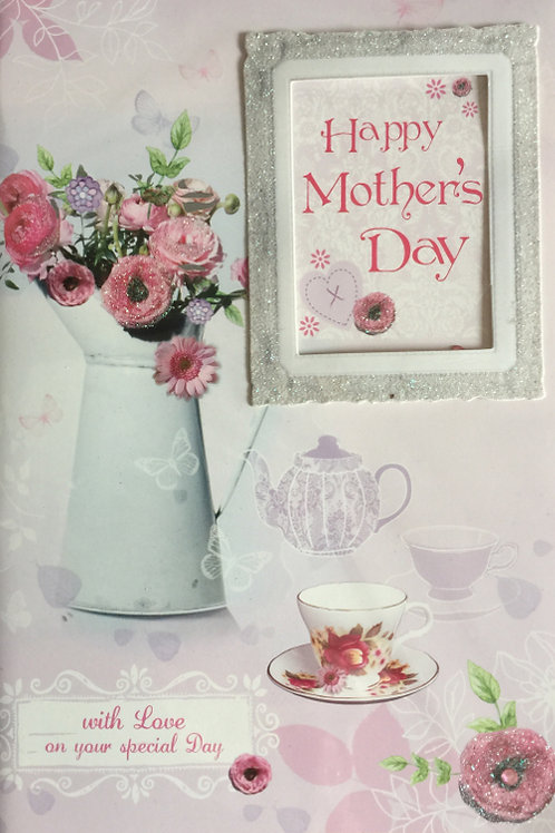 Mother's Day Card Code MALA