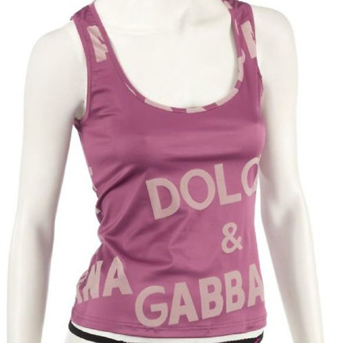 DOLCE & GABBANA Top (RARE & COLLECTABLE)