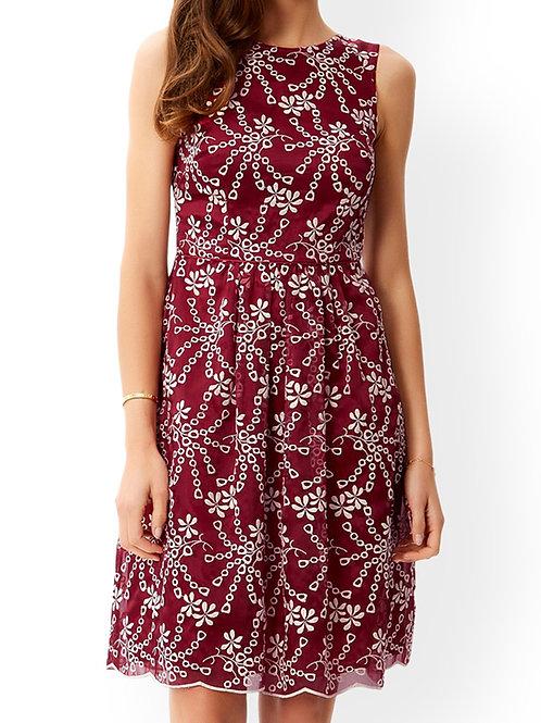 MONSOON Nadia Organza Dress (RARE & COLLECTABLE)