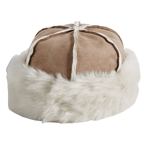 MARKS & SPENCER COLLECTION Faux Fur Shearling Winter Hat T01/4158F