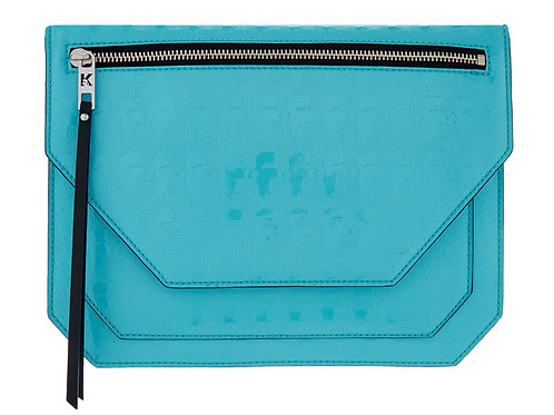 KARL LAGERFELD Oversized Clutch Bag (RARE & COLLECTABLE)