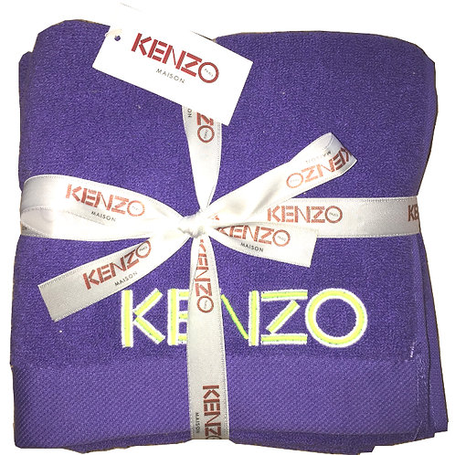 KENZO Maison Twin Pack Guest Towels