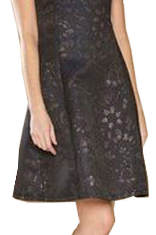 MONSOON Bala Embellished Jacquard Dress (RARE & COLLECTABLE)