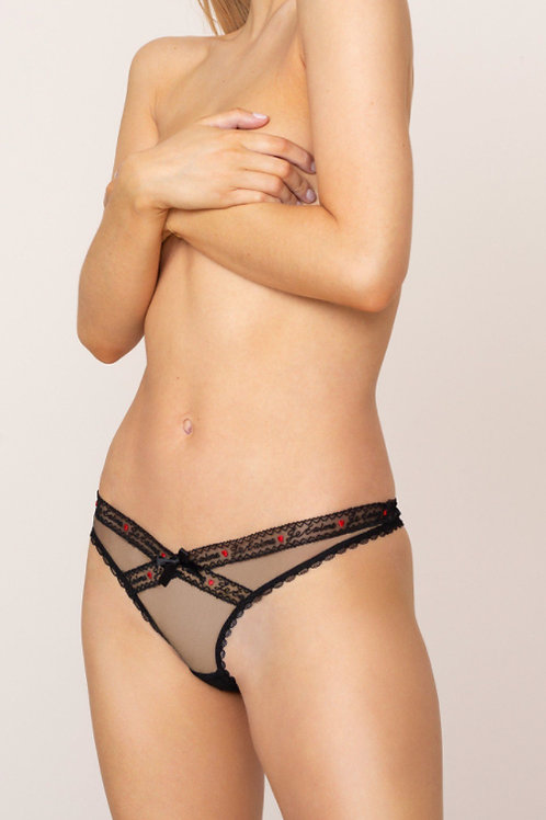 AGENT PROVOCATEUR Edita Thong(RARE & COLLECTABLE)