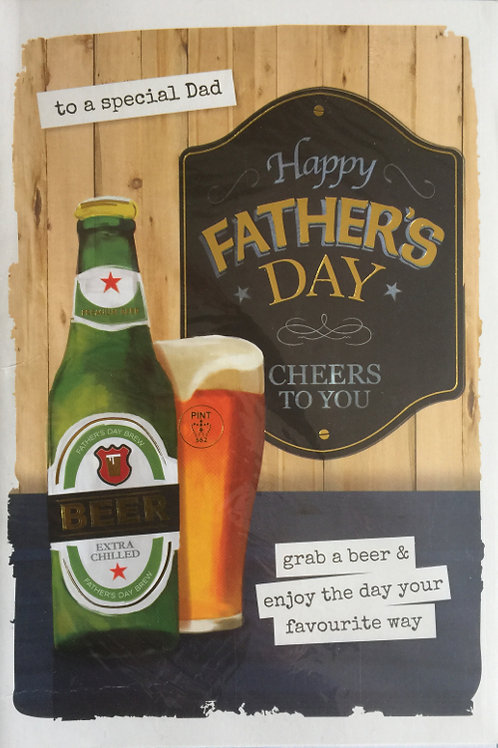Father's Day Card Code L-44165