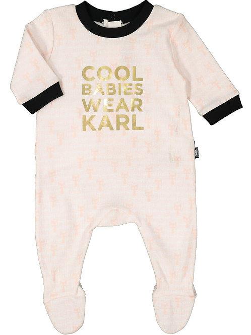 KARL LAGERFELDCat Sleepsuit (RARE & COLLECTABLE)
