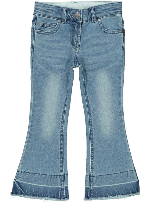 STELLA MCCARTNEY KIDS Skinny Flare Denim Trousers (RARE & COLLECTABLE)