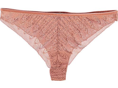 LIVY Festival Leaf Lace Brief