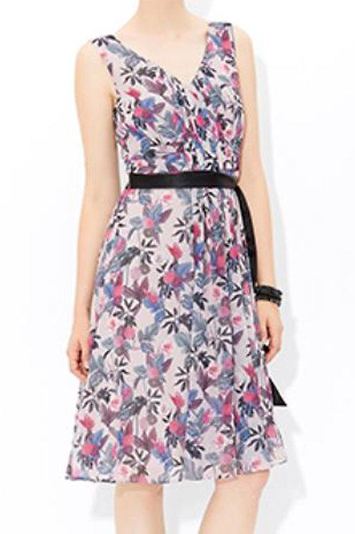 MONSOON Selma Print Dress (RARE & COLLECTABLE)