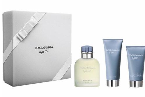 DOLCE & GABBANA Light BlueGift Set