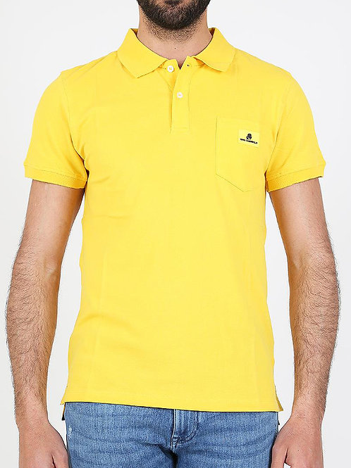 KARL LAGERFELD Polo Shirt KL19MPL01(RARE & COLLECTABLE)