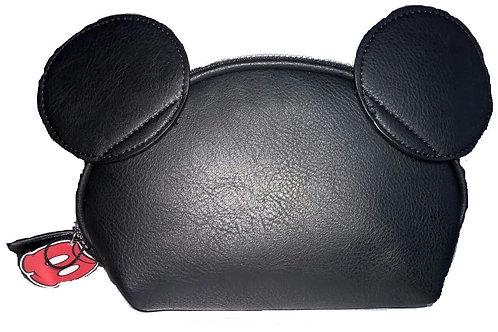 PRIMARK DISNEY Black Mickey Multipurpose Toiletry Bag With Zip