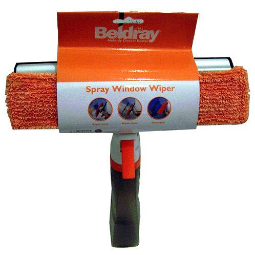 BELDRAY 3-in-1 Spray Window Wiper