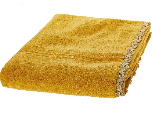 LA PERLA Lace Panel Bath Towel(RARE & COLLECTABLE)