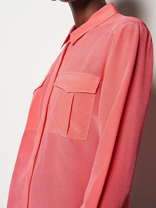 KAREN MILLEN Safari Silk Shirt(RARE & COLLECTABLE)