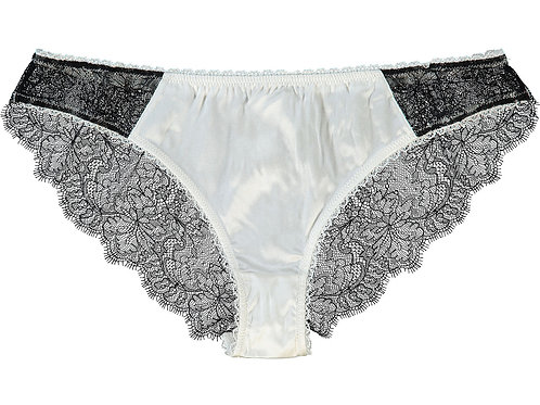 STELLA MCCARTNEY Gigi Giggling Silk Bikini Brief S6L610170 (RARE & COLLECTABLE)