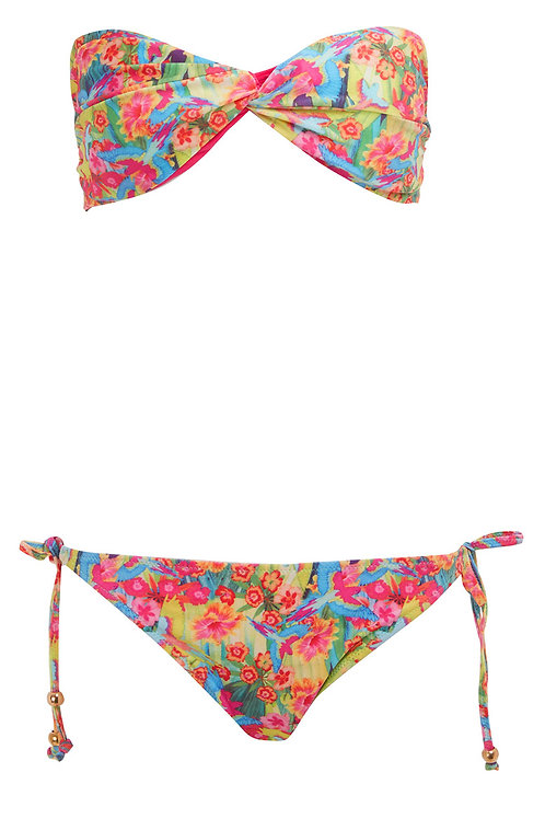 PLAYFUL PROMISES Two Piece Bikini Set (RARE & COLLECTABLE)