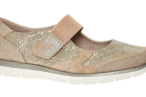 HUSH PUPPIES Reptile Effect Shoes