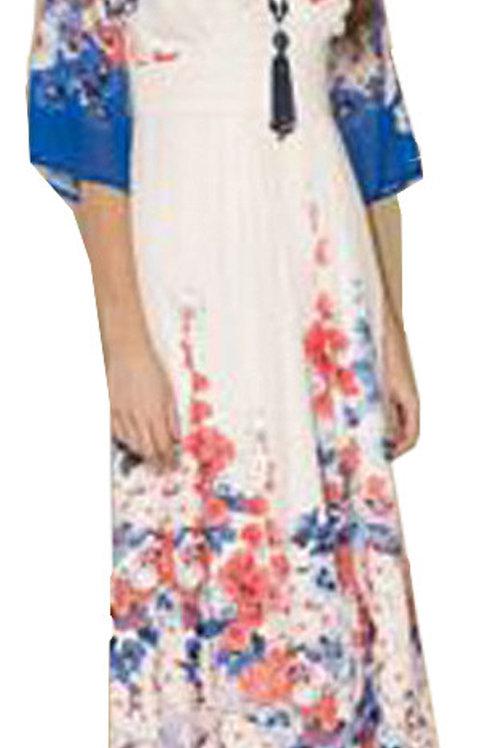 MONSOON Lupin Maxi Kaftan Dress (RARE & COLLECTABLE)