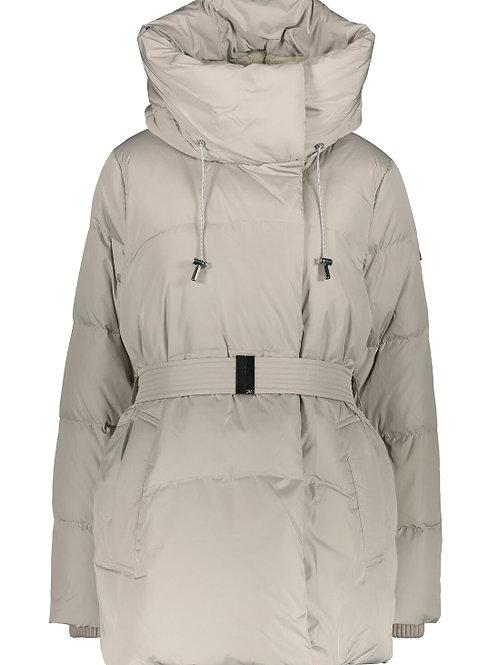 DIANE VON FURSTENBERG Faux Fur Lined Coat (RARE & COLLECTABLE)