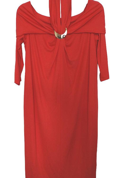 LUISA SPAGNOLI Halterneck Dress (RARE & COLLECTABLE)