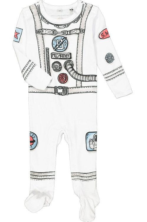 STELLA MCCARTNEY KIDS Spaceman Babygrow (RARE & COLLECTABLE)